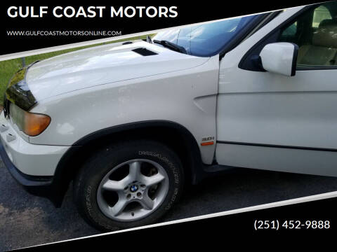 2002 BMW X5 for sale at GULF COAST MOTORS in Mobile AL