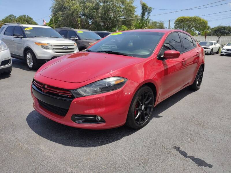 2013 Dodge Dart for sale at Bargain Auto Sales in West Palm Beach FL