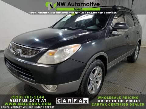 2008 Hyundai Veracruz for sale at NW Automotive Group in Cincinnati OH