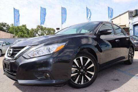 2018 Nissan Altima for sale at OCEAN AUTO SALES in Miami FL