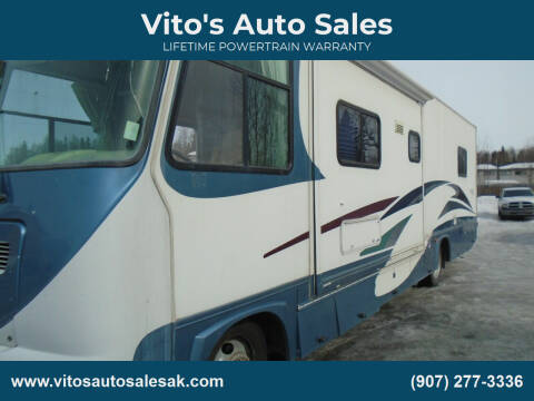 2000 Workhorse P32 for sale at Vito's Auto Sales in Anchorage AK