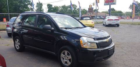 2008 Chevrolet Equinox for sale at Superior Motors in Mount Morris MI
