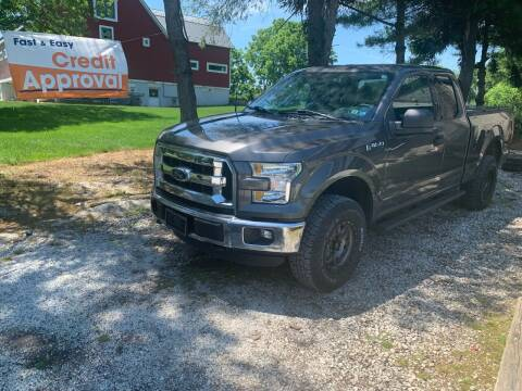 2015 Ford F-150 for sale at Caulfields Family Auto Sales in Bath PA
