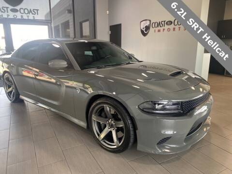 2018 Dodge Charger for sale at Coast to Coast Imports in Fishers IN