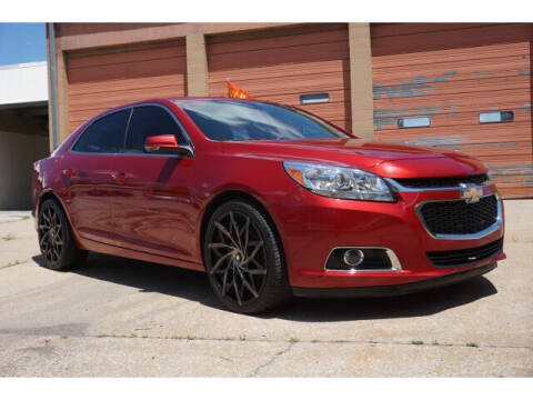2014 Chevrolet Malibu for sale at Sand Springs Auto Source in Sand Springs OK