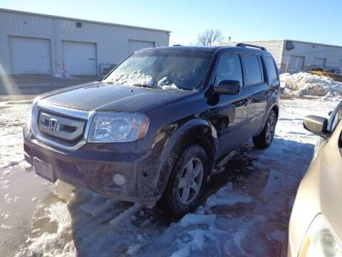 2009 Honda Pilot for sale at S & M IMPORT AUTO in Omaha NE