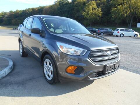 2017 Ford Escape for sale at Maczuk Automotive Group in Hermann MO