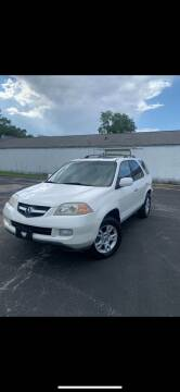 2004 Acura MDX for sale at Bavarian motor Group LLC in Dothan AL