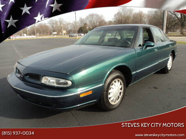 1998 Oldsmobile Eighty-Eight for sale at Steves Key City Motors in Kankakee IL