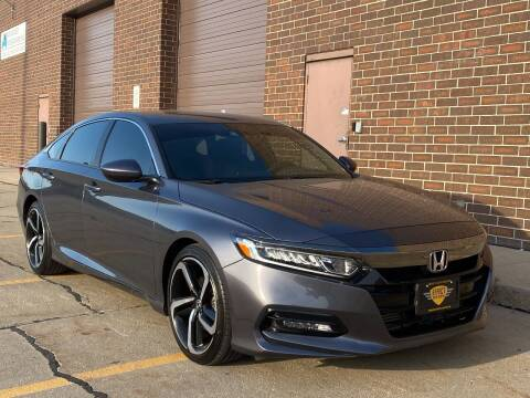 2019 Honda Accord for sale at Effect Auto Center in Omaha NE