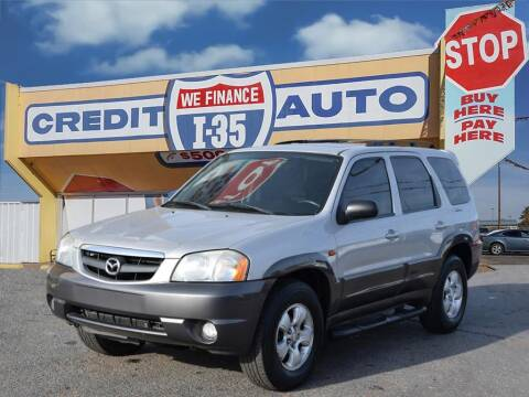 2004 Mazda Tribute for sale at Buy Here Pay Here Lawton.com in Lawton OK
