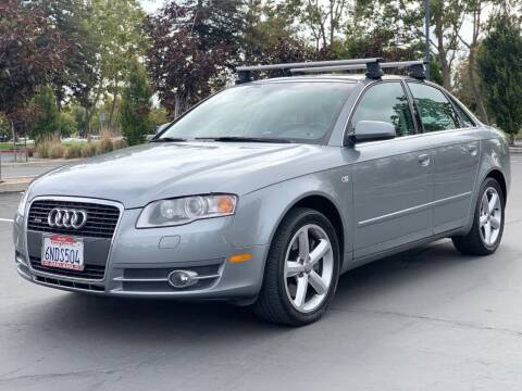 2007 Audi A4 for sale at Silmi Auto Sales in Newark CA