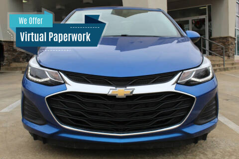 2019 Chevrolet Cruze for sale at Xtreme Lil Boyz Toyz in Greenville SC