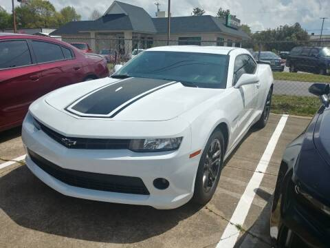 2015 Chevrolet Camaro for sale at A & K Auto Sales in Mauldin SC