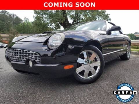 2003 Ford Thunderbird for sale at Carma Auto Group in Duluth GA