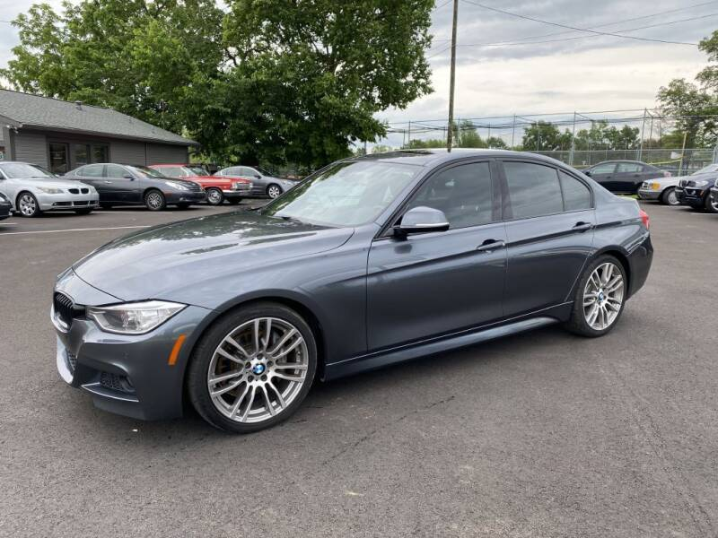 2015 BMW 3 Series for sale at Queen City Classics in West Chester OH