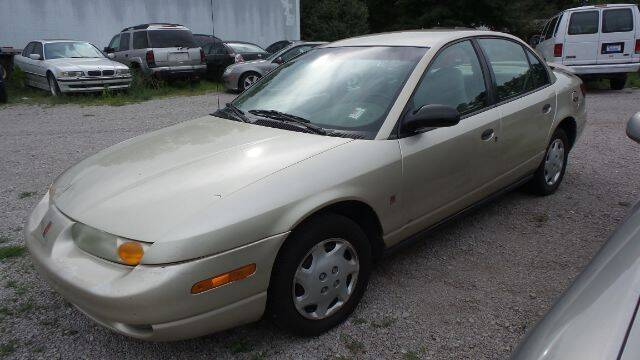 2002 Saturn S-Series for sale at Tates Creek Motors KY in Nicholasville KY