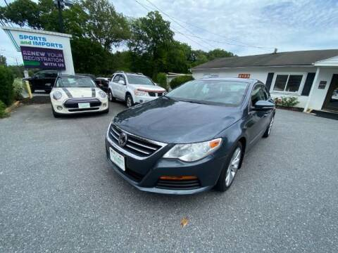 2011 Volkswagen CC for sale at Sports & Imports in Pasadena MD