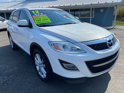 2012 Mazda CX-9 for sale at HACKETT & SONS LLC in Nelson PA