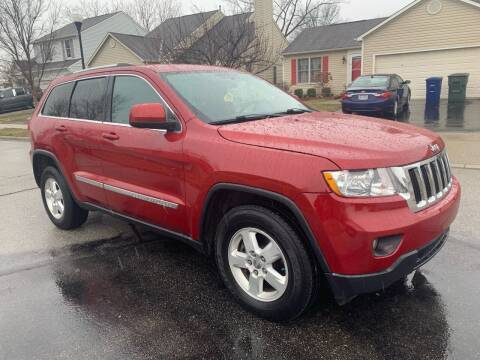 2011 Jeep Grand Cherokee for sale at Via Roma Auto Sales in Columbus OH