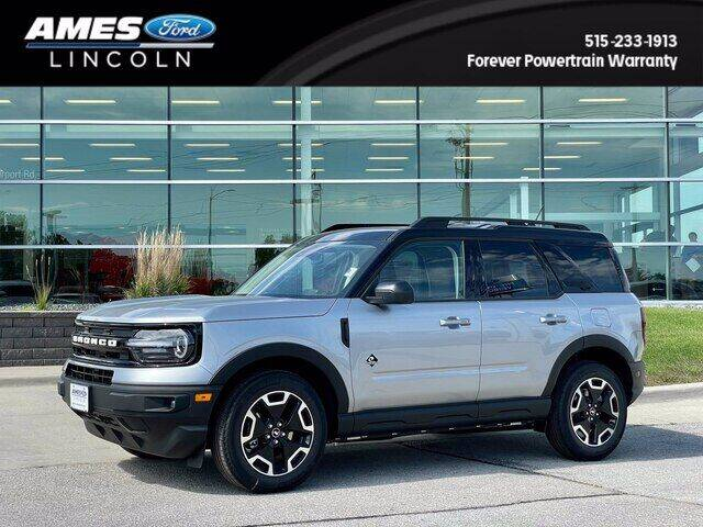 2021 Ford Bronco Sport for sale in Ames, IA