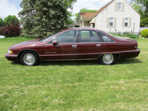 1991 Chevrolet Caprice for sale at Taylors Auto Sales in Canton OH