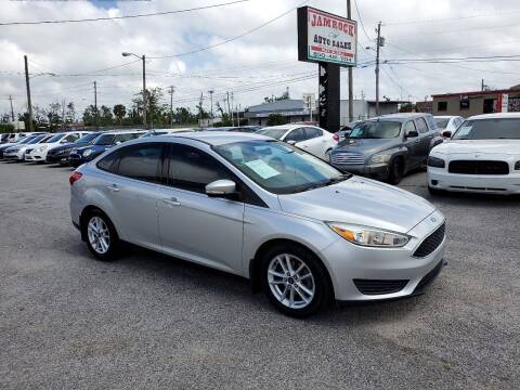 2015 Ford Focus for sale at Jamrock Auto Sales of Panama City in Panama City FL