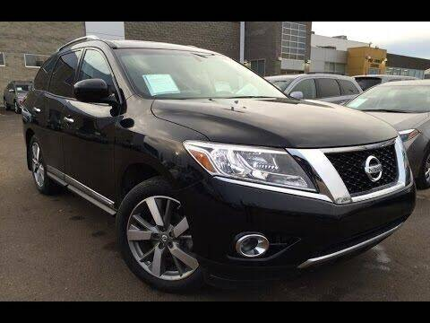 2014 Nissan Pathfinder for sale at Empire Automotive Group Inc. in Orlando FL
