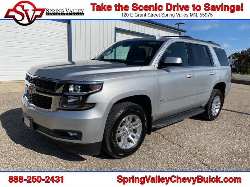 2020 Chevrolet Tahoe for sale in Mason City, IA