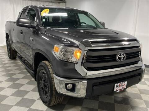 2014 Toyota Tundra for sale at Mr. Car City in Brentwood MD