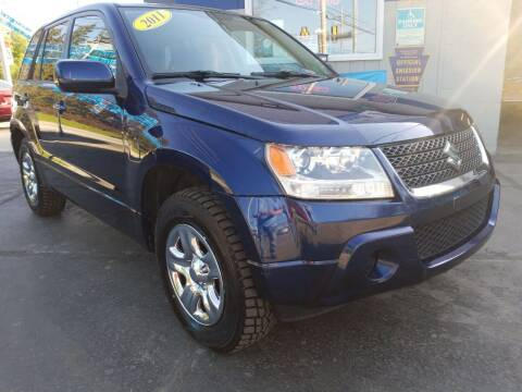 2011 Suzuki Grand Vitara for sale at Fleetwing Auto Sales in Erie PA