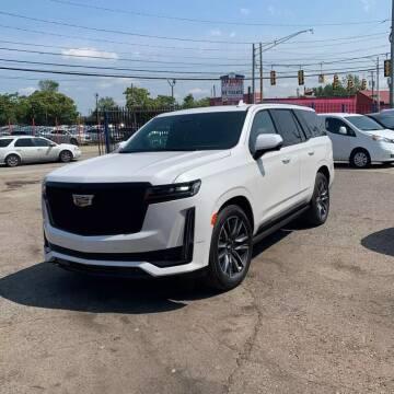 2021 Cadillac Escalade for sale at Empire Car Sales in Miami FL
