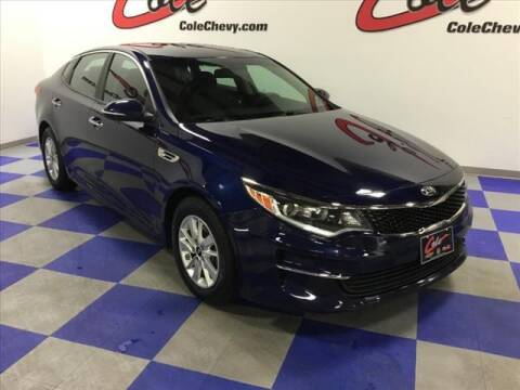 2018 Kia Optima for sale at Cole Chevy Pre-Owned in Bluefield WV