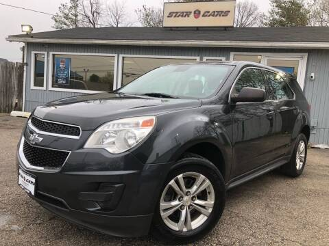 2013 Chevrolet Equinox for sale at Star Cars LLC in Glen Burnie MD