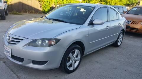 2006 Mazda MAZDA3 for sale at Carspot Auto Sales in Sacramento CA