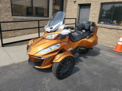 2014 Can-Am SPYDER for sale at Will Deal Auto & Rv Sales in Great Falls MT