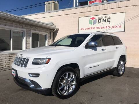 2014 Jeep Grand Cherokee for sale at SQUARE ONE AUTO LLC in Murray UT