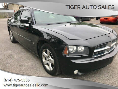 2010 Dodge Charger for sale at Tiger Auto Sales in Columbus OH