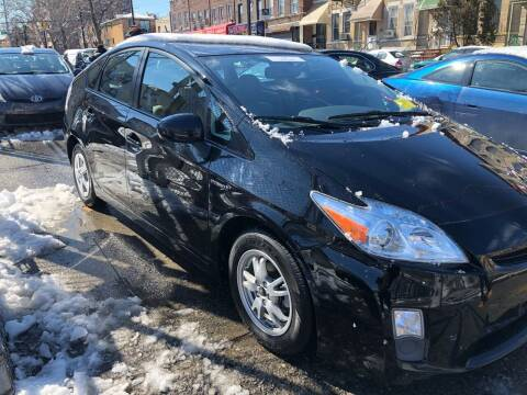 2010 Toyota Prius for sale at Luxury 1 Auto Sales Inc in Brooklyn NY