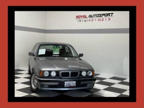 1995 BMW 5 Series for sale at Royal AutoSport in Sacramento CA