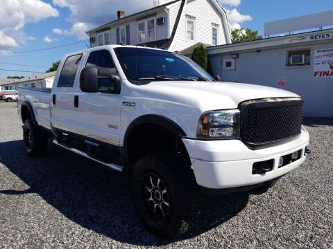 2007 Ford F-250 Super Duty for sale at Reyes Automotive Group in Lakewood NJ
