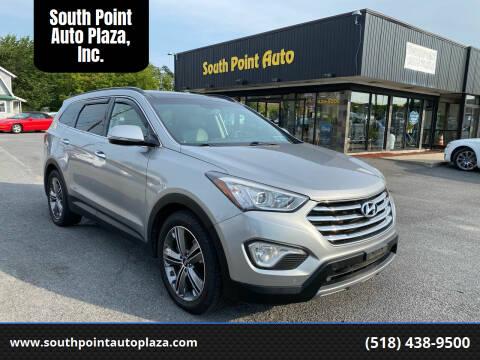 2013 Hyundai Santa Fe for sale at South Point Auto Plaza, Inc. in Albany NY