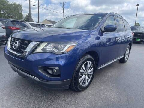 2020 Nissan Pathfinder for sale at DOW AUTOPLEX in Mineola TX