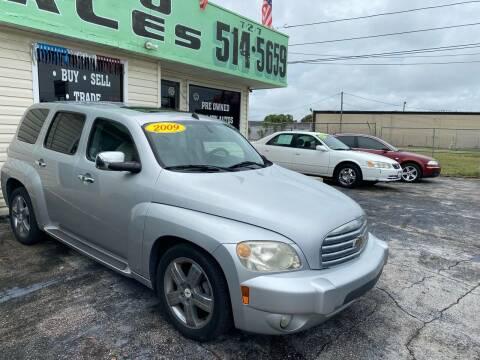 2009 Chevrolet HHR for sale at Jack's Auto Sales in Port Richey FL