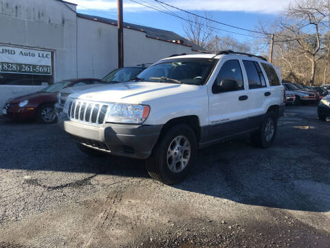 2001 Jeep Grand Cherokee for sale at JMD Auto LLC in Taylorsville NC