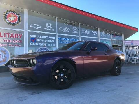 2012 Dodge Challenger for sale at VR Automobiles in National City CA