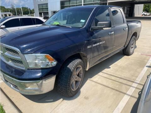 2012 RAM Ram Pickup 1500 for sale at Stanley Ford Gilmer in Gilmer TX