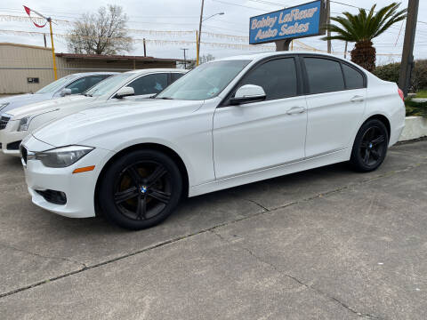 2012 BMW 3 Series for sale at Bobby Lafleur Auto Sales in Lake Charles LA