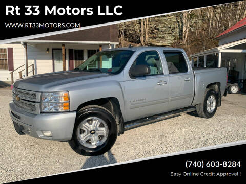 2013 Chevrolet Silverado 1500 for sale at Rt 33 Motors LLC in Rockbridge OH