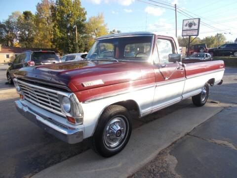 1967 Ford Ranger for sale at High Country Motors in Mountain Home AR